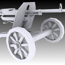 SG-43 Goryunov 3D Model