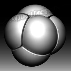Cell 3D Model