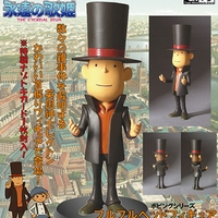 How to make a character in maya (Professor Layton)