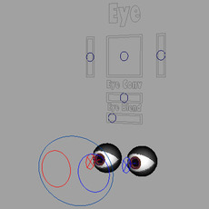 Advanced Eye Rig w/Nodes - Getting Eyelids to follow the Eyes