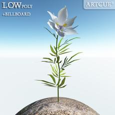 flower 004 3D Model