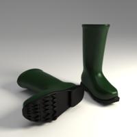 Wellington 3D Model