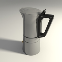 Espresso maker 3D Model