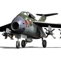 Focke Wulf TA-183 Huckebein 3D Model
