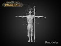 Trent Izgar 3D Model