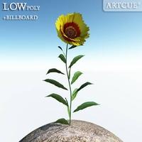 flower 016 3D Model