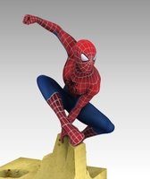 Free Spider-Man for Maya 2.1.0
