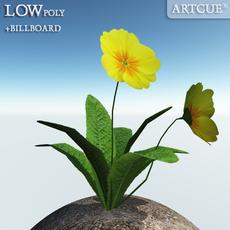flower_018 3D Model