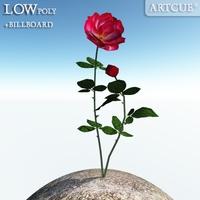 flower_019 3D Model