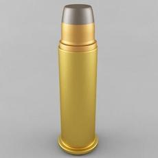 .38 Special Cartridge 3D Model