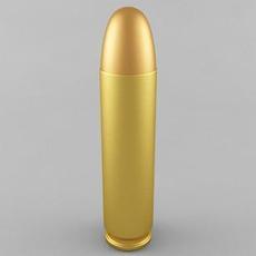 .30 Carbine Cartridge 3D Model