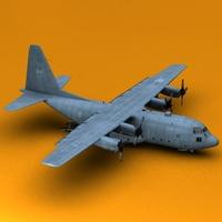 C-130 Canada 3D Model