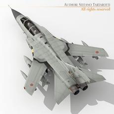 Tornado ADV Italy 3D Model