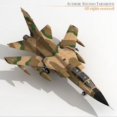 Tornado ADV RSAF 3D Model