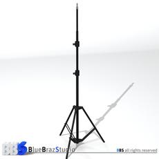 Light stand 3D Model