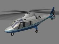 Agusta V5 3D Model