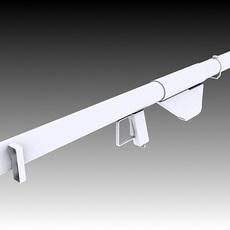 M1A1 Bazooka 3D Model