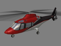 Agusta V4 3D Model