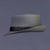 00 49 39 493 fedora hat side 4