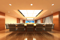 Conference Spaces 072 3D Model