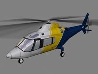 Agusta V2 3D Model