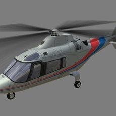 Agusta V1 3D Model