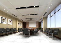 Conference Spaces 077 3D Model