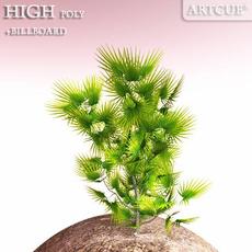 shrub 010 3D Model