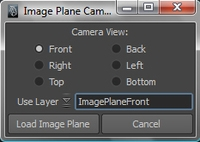 Free ImagePlaneCreatorWinFor maya2011 for Maya 0.0.10 (maya script)