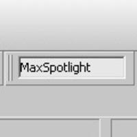 Free MaxSpotlight for 3dsmax 1.6.3 (3dsmax script)