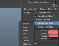 abxSmartKey 2011 for Maya 3.0.0 (maya script)
