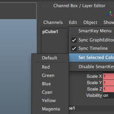 abxSmartKey 2011 3.0.0 for Maya (maya script)