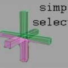 Selector for Maya 1.2.0 (maya script)