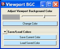 Viewport Background Colors 1.0.0 for Maya (maya script)