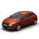 2009 Renault Megane Coupe 3D Model