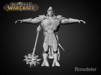 Drenei Avernus 3D Model