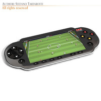 Portable game console 3D Model
