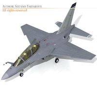 M-346 3D Model
