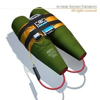 Explosive Device Ied 3D Model