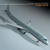 Embraer 195 3D Model