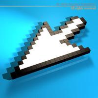 System pointer 3D Model
