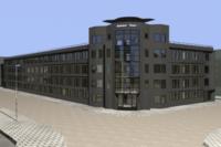 Deken II 3D Model