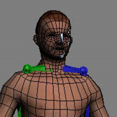 rigging with a biped (3dsmax)