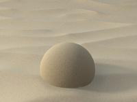 Free Sand Shader for Maya 1.0.0