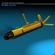 Variable depth sonar device 3D Model