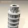 Pisa Tower 3D Model