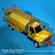 Airport fuel truck 3D Model