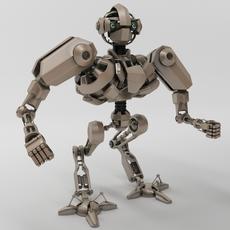 Bot03 3D Model