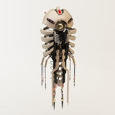 Robot LR101 3D Model