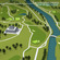 Golf course big 3D Model